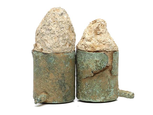 Excavated Cartridges
